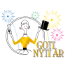 Hattmakarna & Hatty önskar er alla ett Gott Nytt År!
