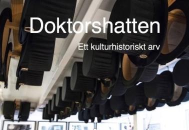 Lyckad föreläsning! Doktorshatten – Ett kulturhistoriskt arv!