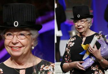 Prinsessan Christina – Sophiahemmet högskolas första hedersdoktor!