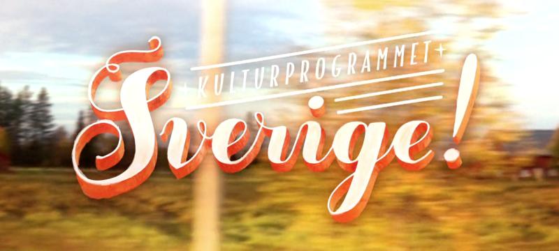 Hattmakarna är med i kulturprogrammet Sverige!