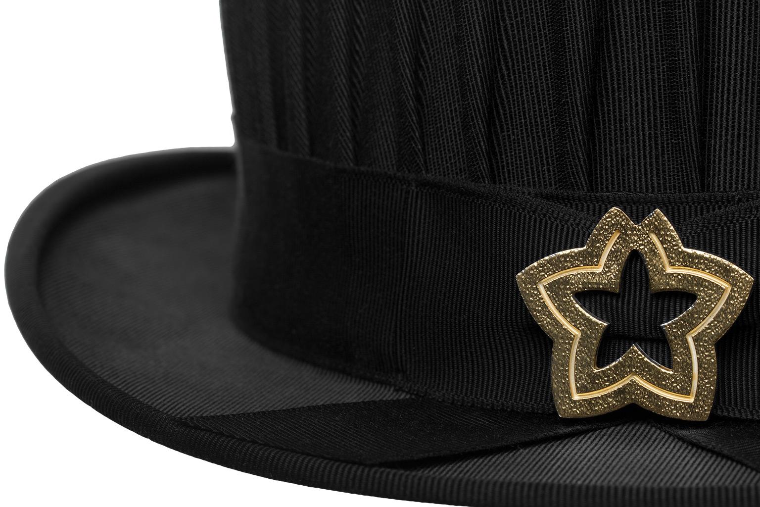 Här kan du se bild på Högskolan Dalarnas hattmärke. 9d986c06d7e79